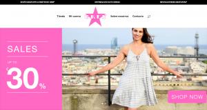 proyecto de tienda online para grey barcelona