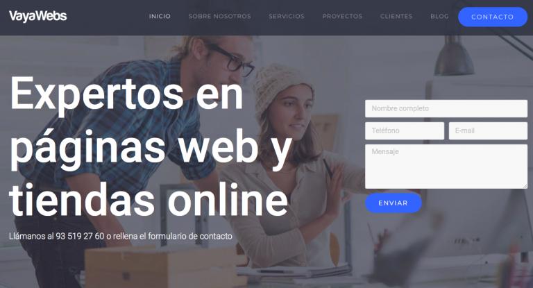 diseño web o tienda online financiado sin intereses