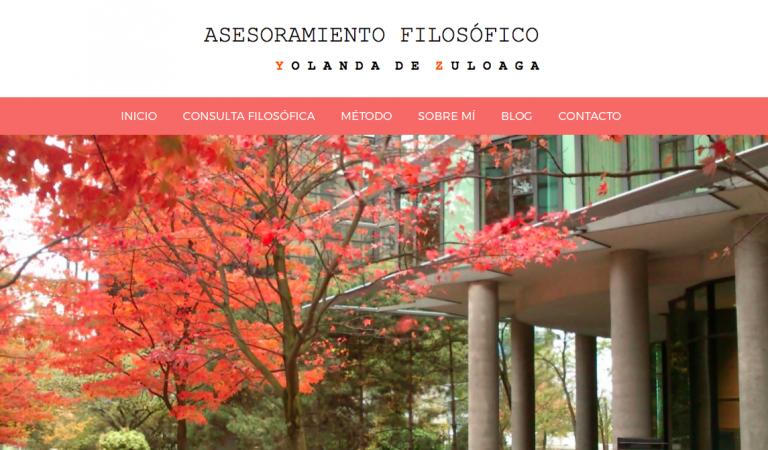 diseño web personal