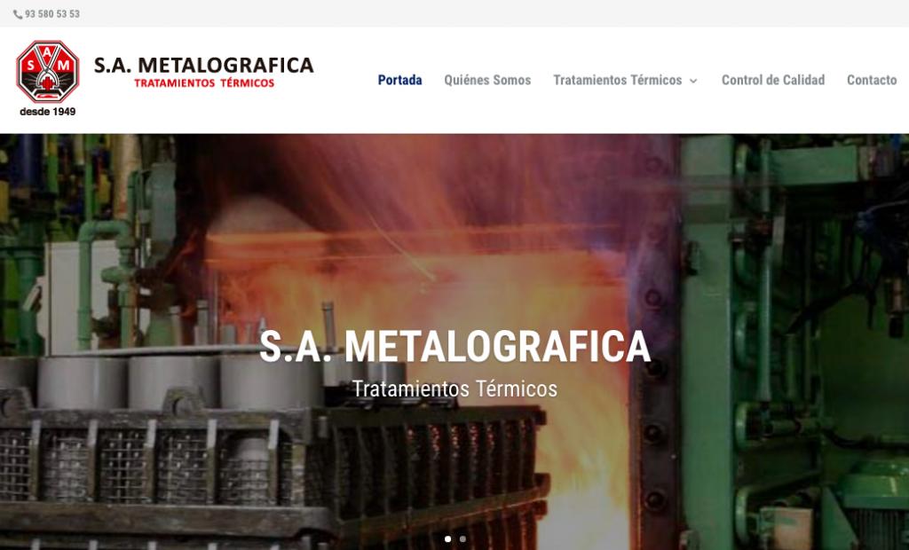 diseño y desarrollo web barcelona seo responsive