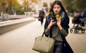 el móvil para realizar compras en tiendas online