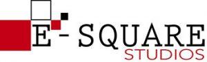logo e-square studios