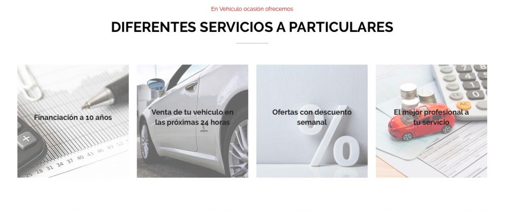 vehiculoocasion proyecto web buscador coches
