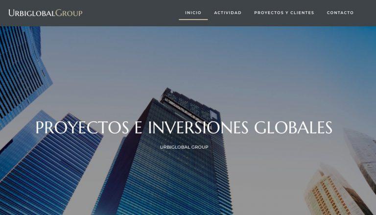 creacion web urbiglobal group barcelona vayawebs diseño web